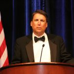 N.C. Governor Pat McCrory